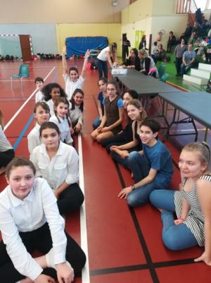 Résultats championnat départemental de danse
