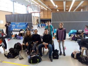 championnat d'académie mercredi 11 avril à Dreux