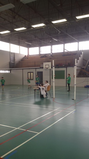 Volley - Résultats championnat départemental 06/03/19