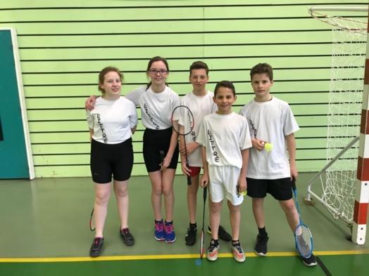 Championnats départementaux de Badminton