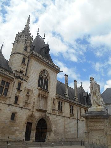 A la découverte du Palais Jacques Coeur