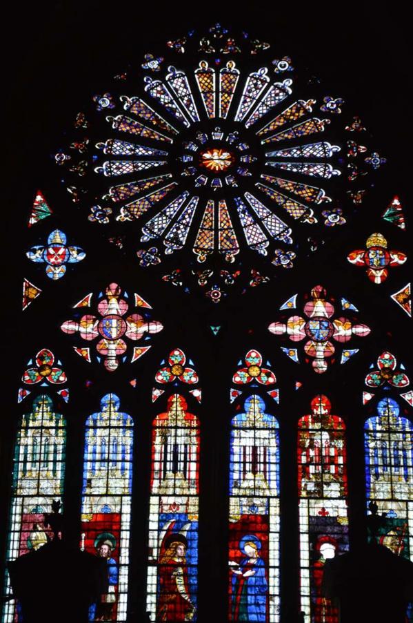 Marco Polo visite la cathédrale de Bourges !