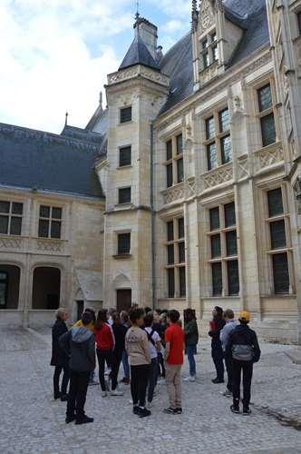 Au palais Jacques Coeur
