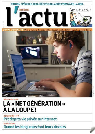 """La """"Net Génération"""" à la loupe !"""