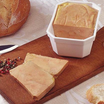 Foie gras de canard aux figues pour 200 personnes