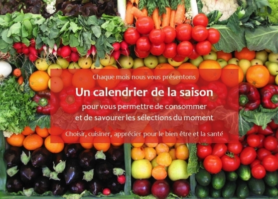calendrier des saisons fruits et l gumes. Black Bedroom Furniture Sets. Home Design Ideas