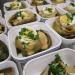 Poireaux sauce vinaigrette bio et local