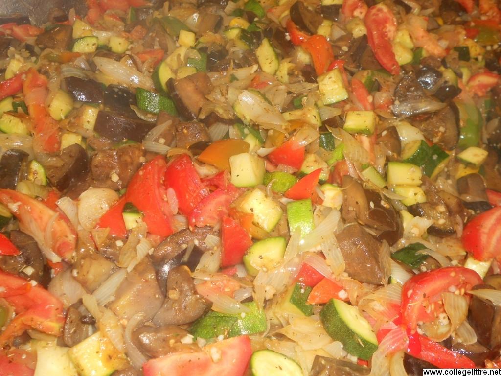Ratatouille 100 bio et local - Composition du sel de cuisine ...